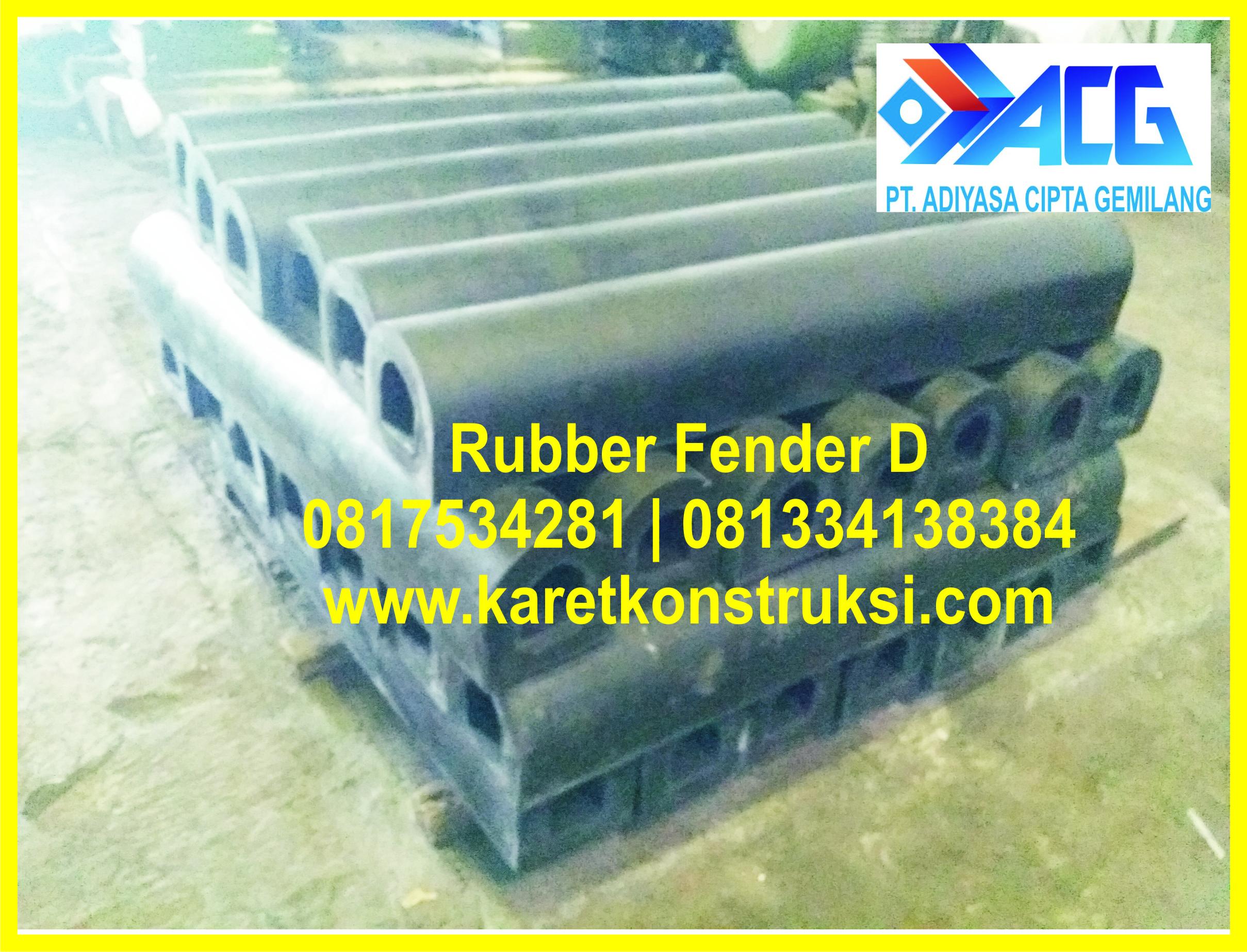 RUBBER FENDER | Jual Rubber Fender | Karet Elastomer ...